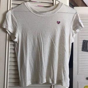 LA Hearts tee shirt